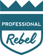 Logo Professional Rebel